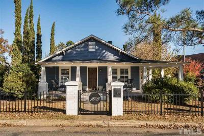 Apex Single Family Home Contingent: 108 Hunter Street