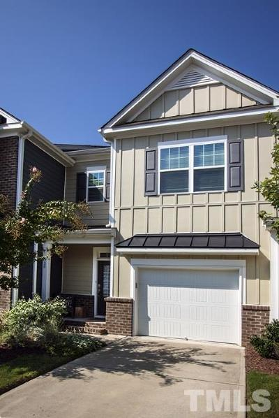 Townhouse For Sale: 730 Treviso Lane