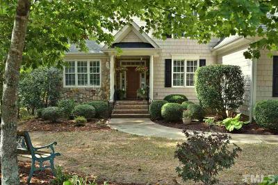 Wake Forest Single Family Home For Sale: 8509 Windsong Valley Drive