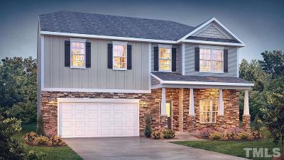 Johnston County Single Family Home For Sale: 141 Gaillardia Way