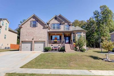 Wake Forest Single Family Home For Sale: 4108 Green Drake Drive