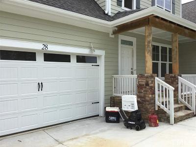Durham Townhouse For Sale: 28 Grandwood Circle