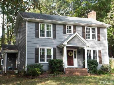 Single Family Home For Sale: 1001 Cherokee Court