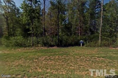 Chatham County Residential Lots & Land For Sale: 146 Deep Creek