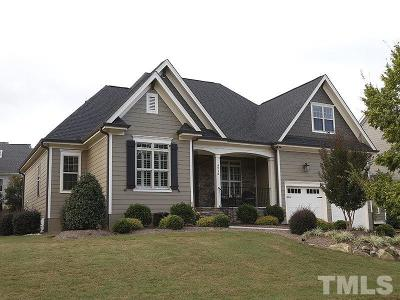 Wake Forest Single Family Home For Sale: 4212 Fawn Lily Drive