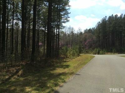 Chatham County Residential Lots & Land For Sale: 289 Berry Patch Lane