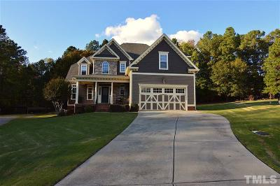 Raleigh Single Family Home For Sale: 1148 Southern Meadows Drive