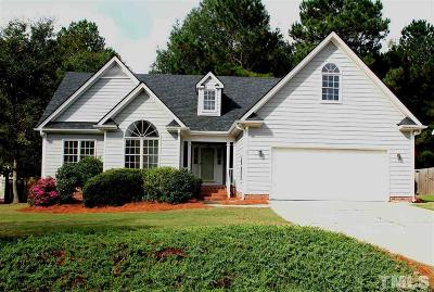 Fuquay Varina Single Family Home For Sale: 1249 Secotan Place