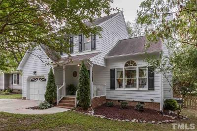 Durham Single Family Home For Sale: 5808 Forest Ridge Drive