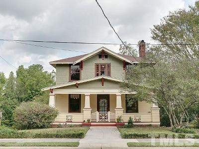 Durham Single Family Home For Sale: 811 Vickers Avenue
