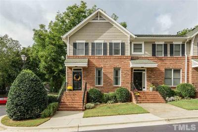 Raleigh Townhouse For Sale: 1821 Saluda Court