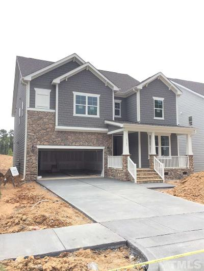 Apex Single Family Home For Sale: 2543 Winding Branch Trail #Homesite