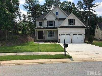 Johnston County Single Family Home For Sale: 73 Thorndale Court
