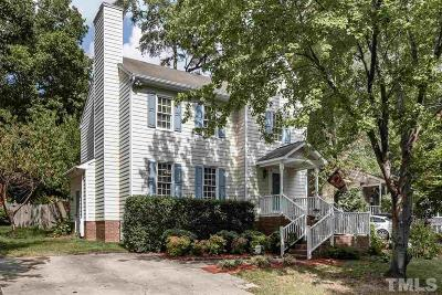 Raleigh Single Family Home For Sale: 5017 Royal Dornoch Drive