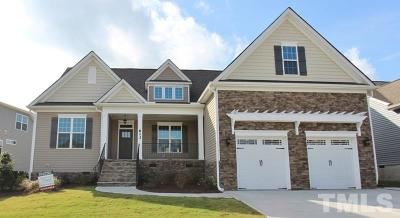 Rolesville Single Family Home For Sale: 613 Connington Way #L259