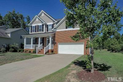 Holly Glen Single Family Home For Sale: 412 Magnolia Meadow Way