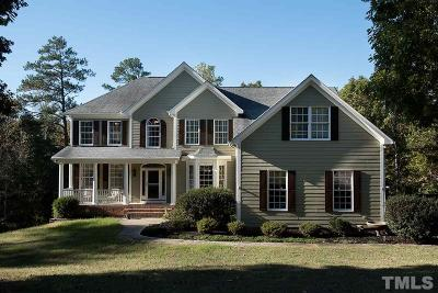 Wake Forest Single Family Home For Sale: 3209 Roxbury Drive