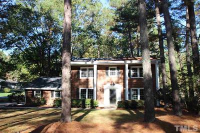 Durham Single Family Home For Sale: 6201 Dello Street