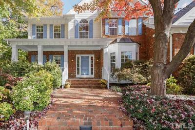 Cary Single Family Home Contingent: 100 Oxyard Way