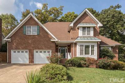 Cary Single Family Home For Sale: 104 White Sands Drive