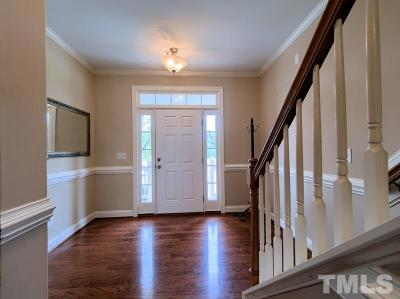 Apex Single Family Home For Sale: 101 Thistle Top Trail