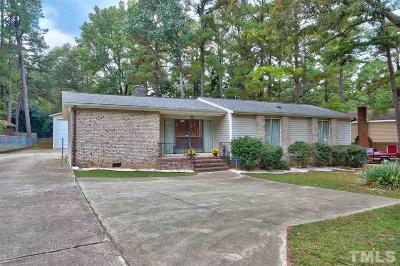 Raleigh Single Family Home For Sale: 6505 Suburban Drive