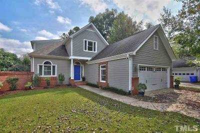 Chapel Hill Single Family Home Contingent: 109 S Fields Circle