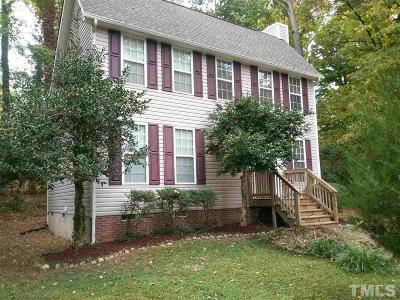 Durham Single Family Home For Sale: 1504 Hollywood Street