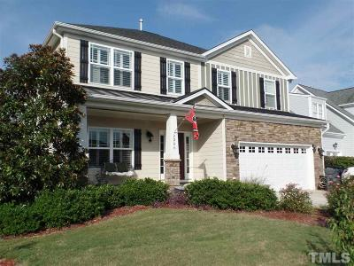 Knightdale Single Family Home For Sale: 2006 Fern Cottage Lane