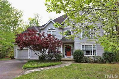 The Oaks Single Family Home For Sale: 109 Wicklow Place