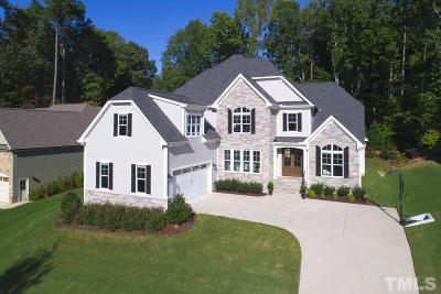 Raleigh Single Family Home For Sale: 5720 Jacobs Drive