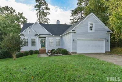 Cary Single Family Home Contingent: 103 Drexelbrook Court