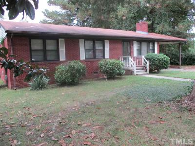 Raleigh Single Family Home For Sale: 513 Bailey Drive