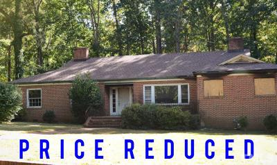 Siler City Single Family Home For Sale: 515 W Park Drive