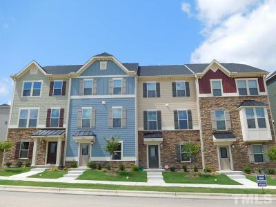 Apex Townhouse For Sale: 1050 Brownsmith Drive #1011 A