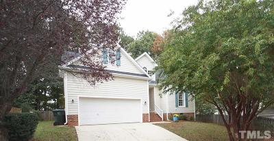 Raleigh Single Family Home For Sale: 7035 Bellard Court