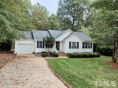Fuquay Varina Single Family Home For Sale: 675 Tylerstone Drive