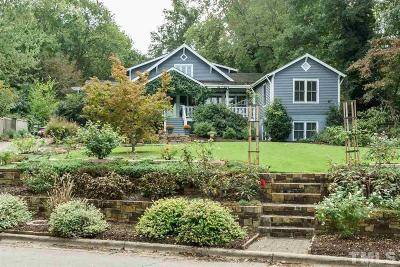 Raleigh Single Family Home For Sale: 3409 White Oak Road