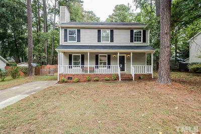Single Family Home For Sale: 304 Bentpine Drive