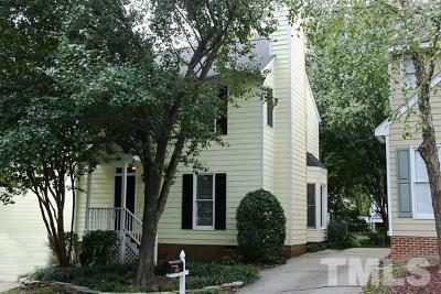 Raleigh Single Family Home For Sale: 3305 Glen Currin Drive