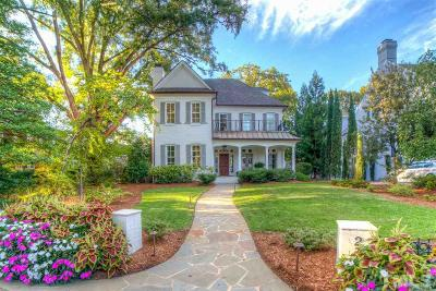 Raleigh Single Family Home For Sale: 2305 Beechridge Road