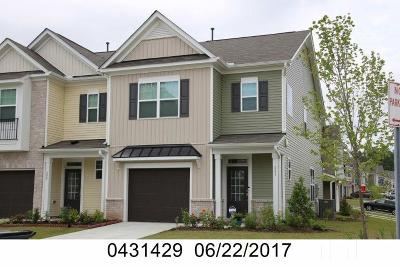 Morrisville Townhouse Contingent: 241 Traphill Drive Northwest