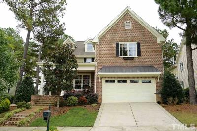 Wake Forest Single Family Home For Sale: 1000 Overlook Ridge Road