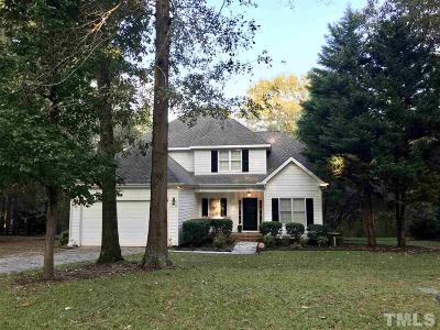 Johnston County Single Family Home For Sale: 144 Peach Orchard Drive