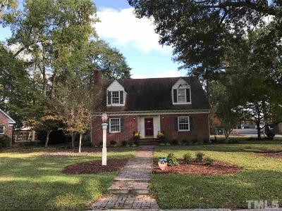 Johnston County Single Family Home For Sale: 809 S Second Street