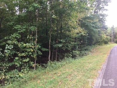 Orange County Residential Lots & Land For Sale: Chestnut Ridge Church Road
