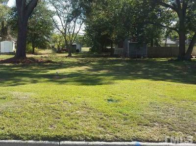 Johnston County Residential Lots & Land For Sale: 408 S Ethel Street