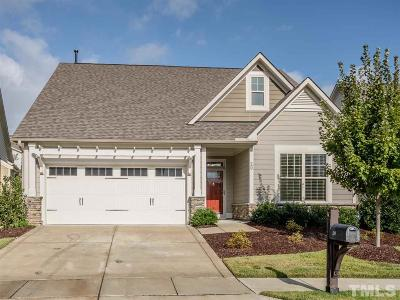 Chapel Hill Single Family Home For Sale: 20 Copper Lantern Drive