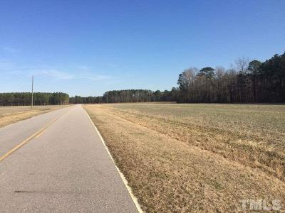 Johnston County Residential Lots & Land For Sale: Old Stancil Road
