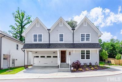 Raleigh Single Family Home For Sale: 1313 Pecora Lane